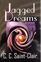 LGBTIQ romance novels - Jagged Dreams by CC Saint-Clair